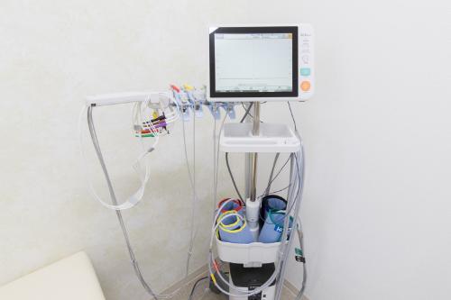 ABI(血管年齢検査)